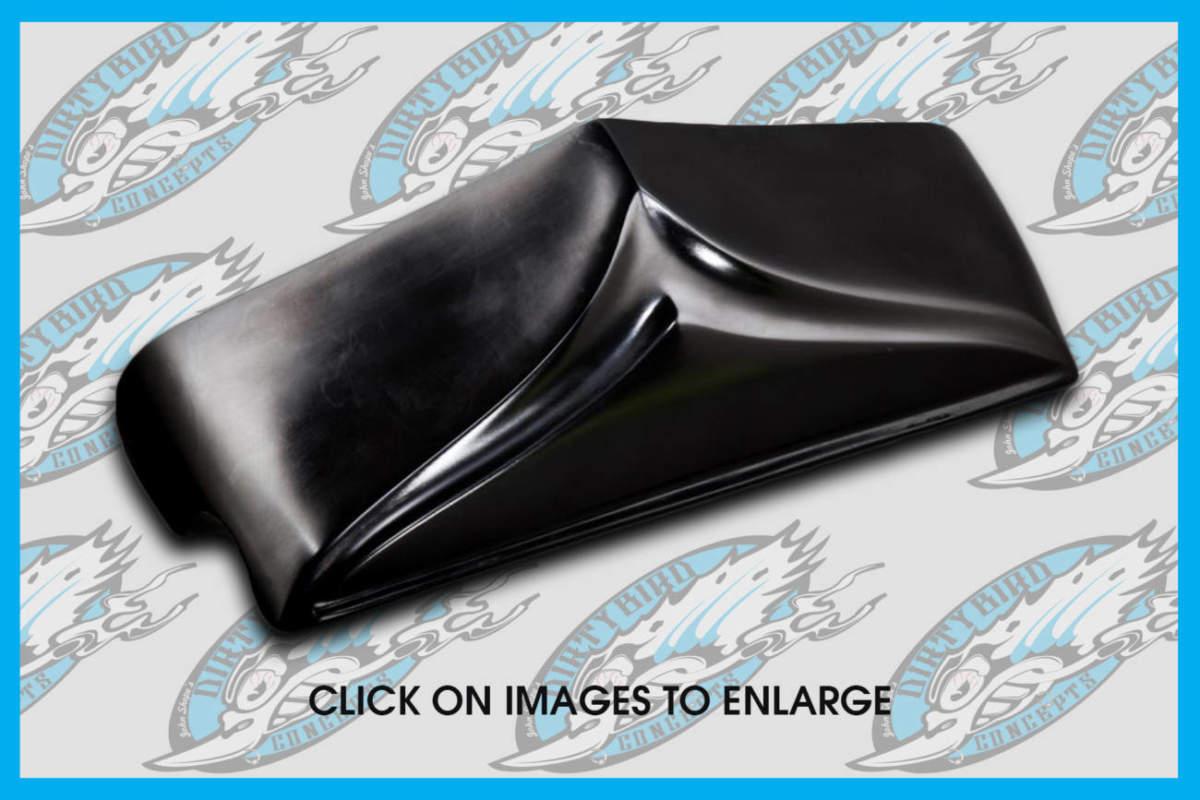 Harley Street Glide lower fairing cap