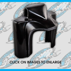 Harley Road Glide cover and cap
