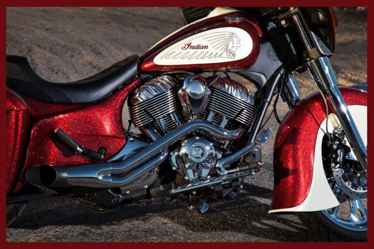 Indian Motorcycle Exhaust Peace Pipe Performance Exhaust -5898