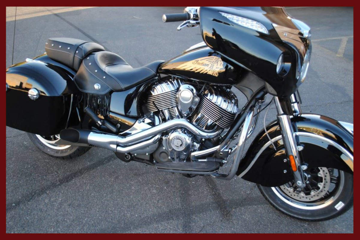 Indian Motorcycle Exhaust Peace Pipe Performance Exhaust -1856