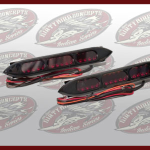 Indian Bullet LED Tail Lights
