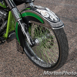 Dirty Bird Concepts custom Harley Davidson. Winner of the 2016 Hot Bike Power Tour.
