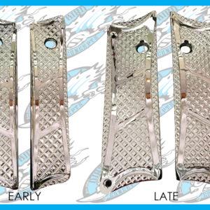 Harley saddlebag latches by John Shope The Loot Series